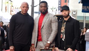 50 Cent Walk of Fama