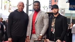 50 Cent Walk of Fama